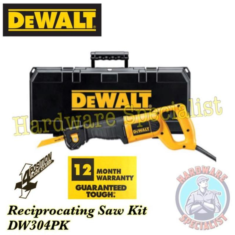 Dewalt Electric Reciprocating Saw DW304PK