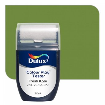 Harga Dulux Colour Play Tester Fresh Kale 21GY 25/379