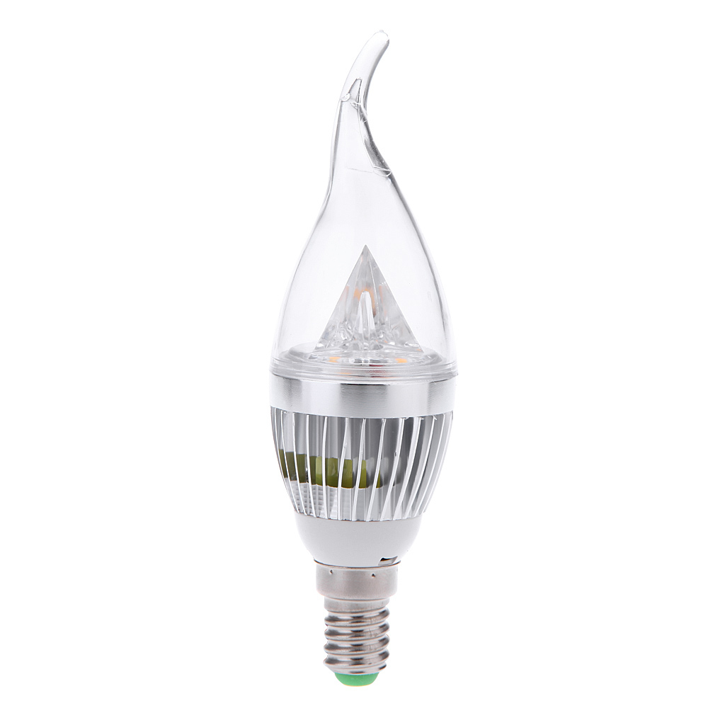 led chandelier light bulbs. E14 6W LED Candle Light Bulb Chandelier Lamp Spotlight High Power AC85-265V Singapore Led Bulbs 2
