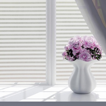 For Sale Static Cling Removable Pebble Glass Sticker Bathroom - Window stickers for home singapore