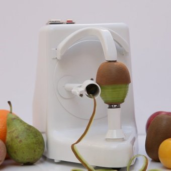 Electric Peeler, Peel Master by Pelamatic (White)