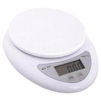 Harga Electronic Kitchen Scale (Max. 5kg )