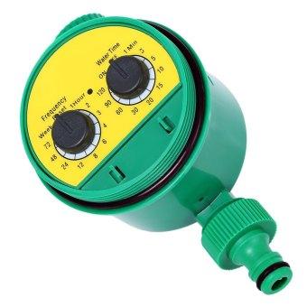 Electronic Water Timer Solenoid Valve Irrigation Sprinkler Controller - 2