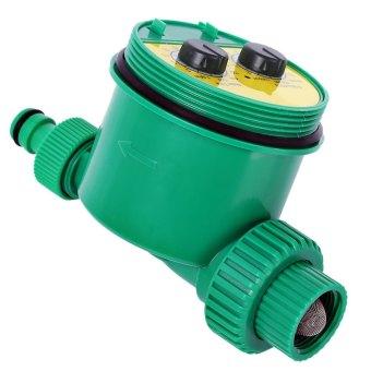 Electronic Water Timer Solenoid Valve Irrigation Sprinkler Controller - 3