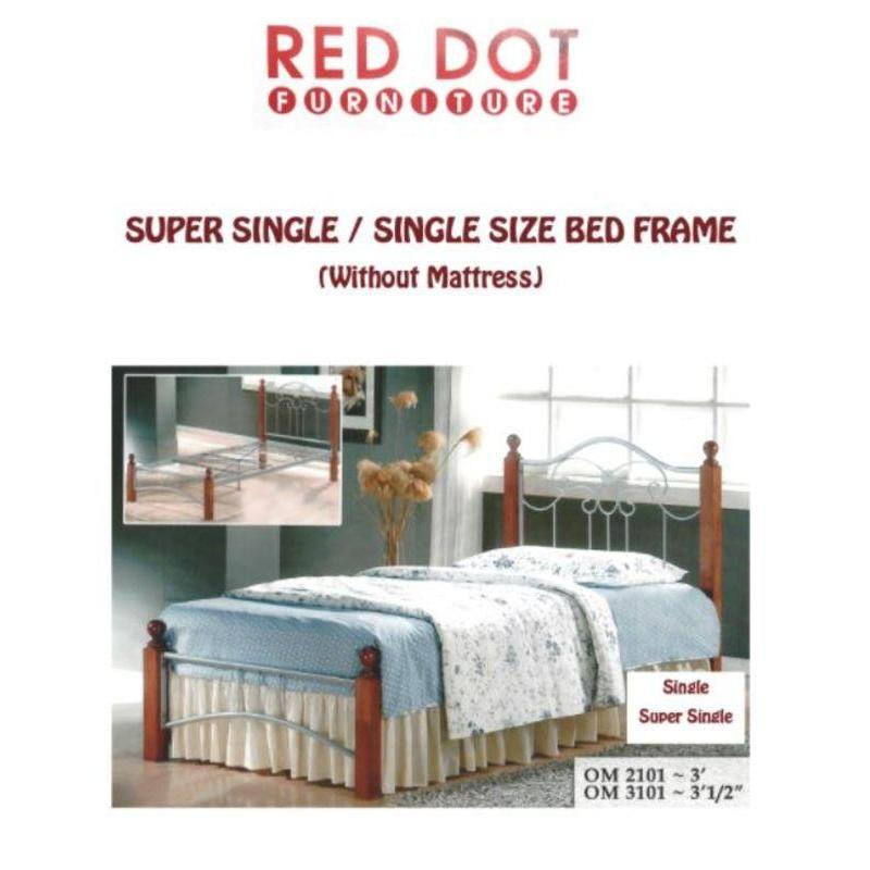 Elegant Bed Frame Single