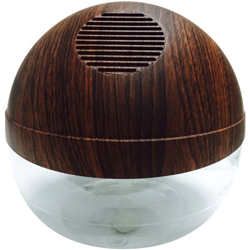 Ezze Original Water Air Purifier with Lonizer and LED Mahogany Singapore