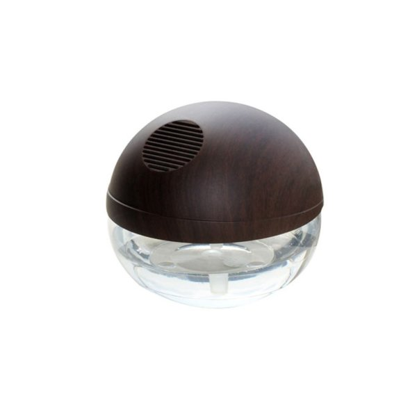 Ezze Original Water Air Purifier with Lonizer and LED Teak Wood Singapore