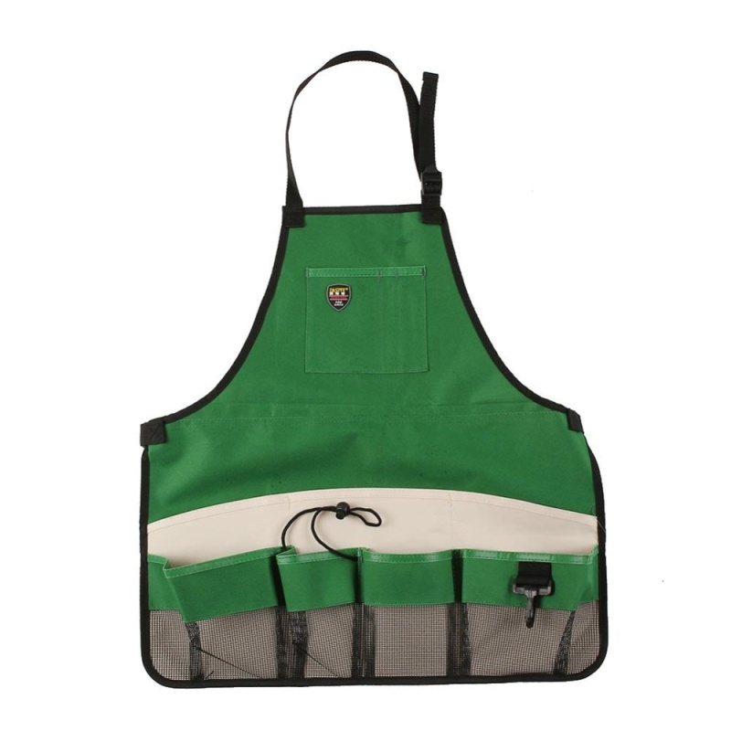 Gardener Storage Apron Carrier With/Pockets Multi Bag For Planting Tools - intl