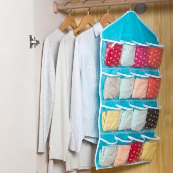 Hanging Underwear Socks classification debris hang the bag storage bag