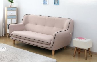 Hemming Sofa (Beige) (Free Delivery)