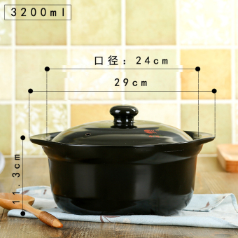 Harga Mikhail casserole ceramic soup pot size clay pot casserole soup pot stew pot of porridge pot sand pot