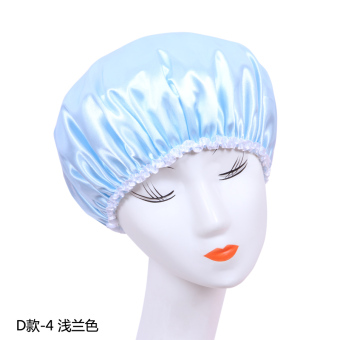 Harga Korean-style Double Summer double shower cap