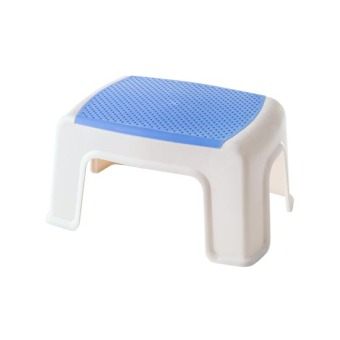 Home home plastic small stool children's thick stool square stool bathroom baby stool adult home non-slip stool
