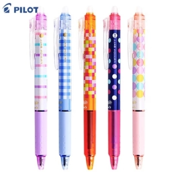 Harga Japan Pilot pilot frixion friction. By moving can be cleaning pen. Pen. gel pen LFBK-23EF