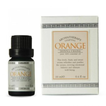 Harga Donna Chang Orange 100% Pure Essential Oil 10ml