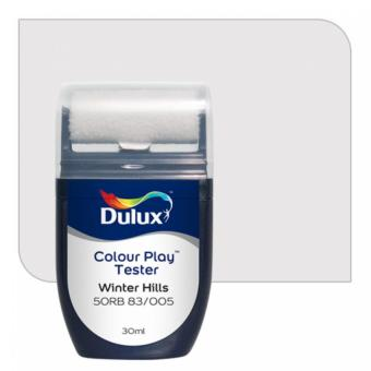 Harga Dulux Colour Play Tester Winter Hills 50RB 83/005