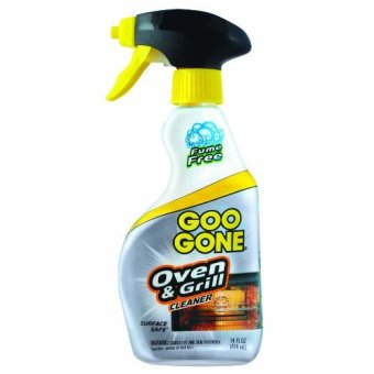 Goo-Gone Oven Cleaner
