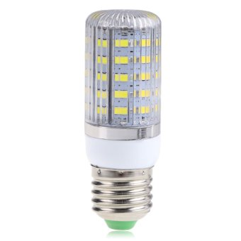 E27 10W 48SMD 5730 5630 Light Corn Lamp Bulb Cool White AC220V