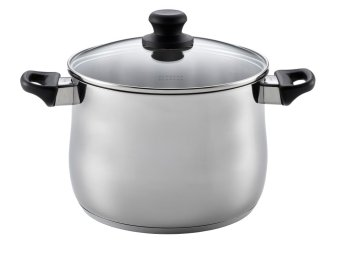 Harga SCANPAN Classic 7.0L Stock Pot with lid (Stainless Steel)