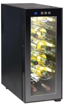 Harga Aerogaz AZ-120C Thermoelectric Wine Cooler
