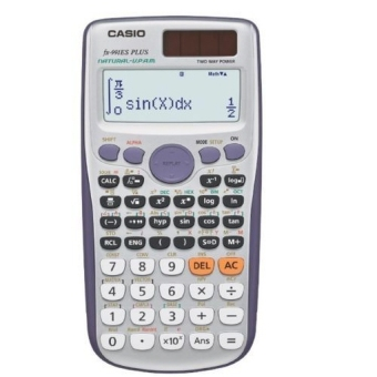 Harga Casio FX-991ES Plus Display Scientific Calculations Calculator FX991ES - intl