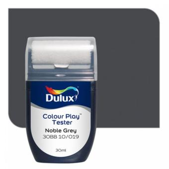 Dulux Colour Play Tester Noble Grey 30BB 10/019