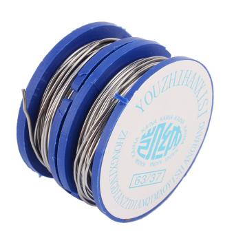 Harga Sturdy Firm 0.8 mm Tin Lead Rosin Core Solder Welding Iron Wire Reel