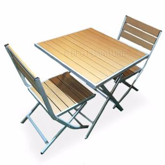 BFG Furniture Foldable Table and Chairs