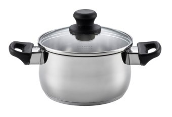 Harga SCANPAN Classic 5.0L Dutch Oven with lid (Stainless Steel)