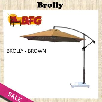 BFG Furniture Brolly Umbrella Parasols