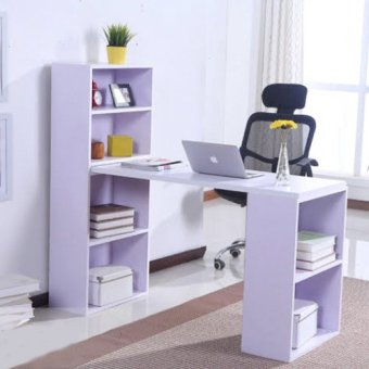Harga H-Type DIY Table A (White)