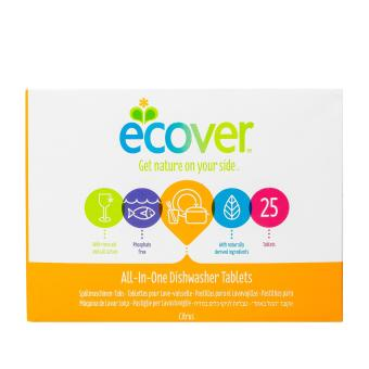 Harga Ecover All-In-One Dishwasher Tablets 25s