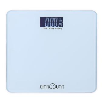 Harga Thousands of selected household electronic scales measuring said scale human scale precision weighing meter scale healthy adults lose weight - intl