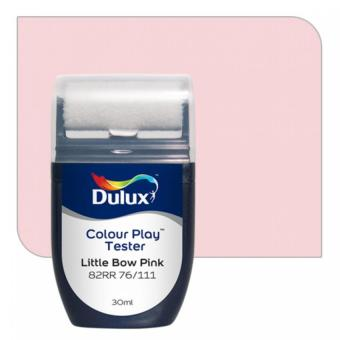Harga Dulux Colour Play Tester Little Bow Pink 82RR 76/111