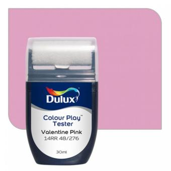 Harga Dulux Colour Play Tester Valentine Pink 14RR 48/276