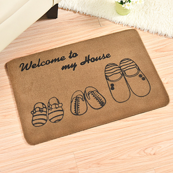 Harga Bathroom living room hall floor pad