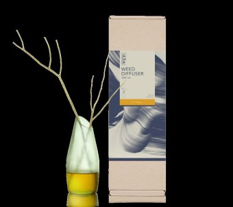 200ml Reed Diffuser - St Tropez