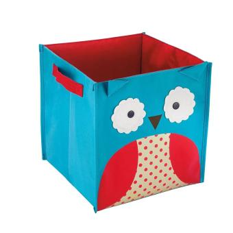 Harga MOON STORE Owl cartoon Storage box - intl