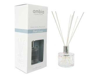 Harga [Ambia Fresh Linen] Aromatherapy Reed Diffuser Essential Oil 100ml Natural Scented Fragrance Oil