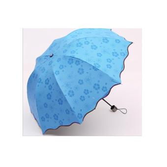 Harga Automatic Umbrella Blooming Flower Magic