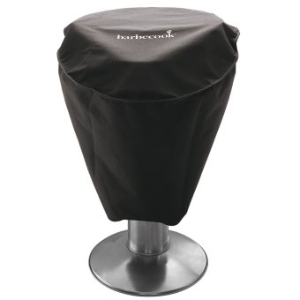 Harga Barbecook Charcoal Luxury Cover, Polyester Black
