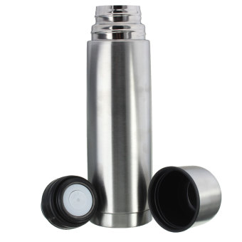 Harga Stainless Steel Vacuum Bullet Flask Cup Warm Hot Cold Keeping 500 ml - intl