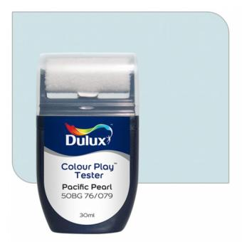 Harga Dulux Colour Play Tester Pacific Pearl 50BG 76/079
