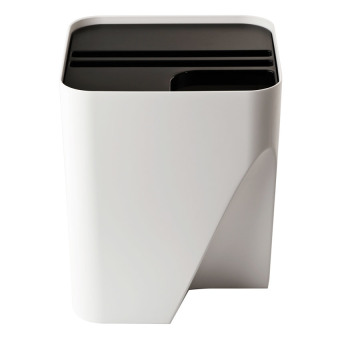"Harga ""Block 30"" Dust Bin (White)"
