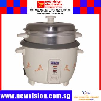 Harga Morries MS-RC101 Rice Cooker 1Ltr PSB Safety Mark Approved