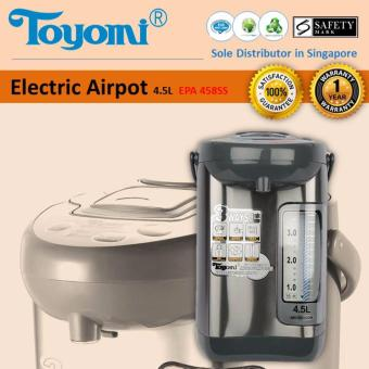 Harga Toyomi EPA 458SS Electric Pump Airpot S/S Body 4.5L