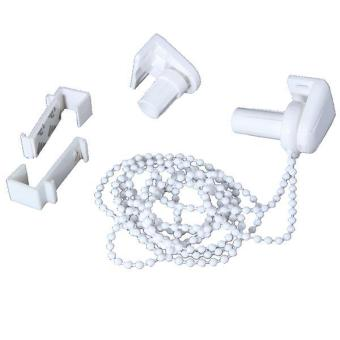 Harga WiseBuy Roller Blind Shade Cluth Bracket Bead Chain 18mm Kit