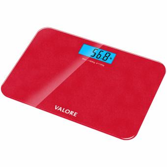 Harga Valore Digital Weighing Scale (VF-003)(Red)(Red)