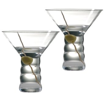 Harga Riedel Bar O Martini Glass (Set of 2's)