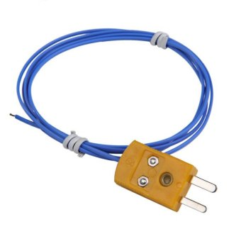 Harga K Type Thermocouple Connector for Temperature Controller - Intl - intl